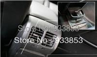 Car Central Console Armrest Rear Cup Holder For VW Jetta MK5 Golf MK6