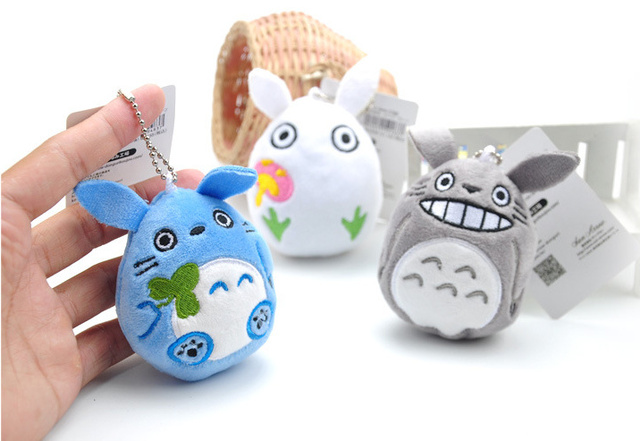 My Neighbor Totoro Phone Pendant