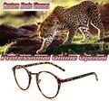 Moda Retro salvaje naturaleza lentes ópticos de Lectura Óptica Por Encargo gafas + 1 + 1.5 + 2 + 2.5 + 3 + 3.5 + 4 + 4.5 + 5 + 5.5 + 6