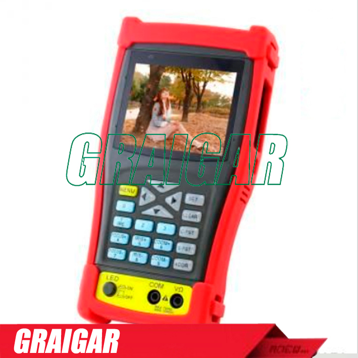 NF-705 NOYAFA BRAND 3.5 inch TFT-LCD Monitor CCTV Security Surveillance Camera Tester Video/ PTZ UTP RS485 Audio