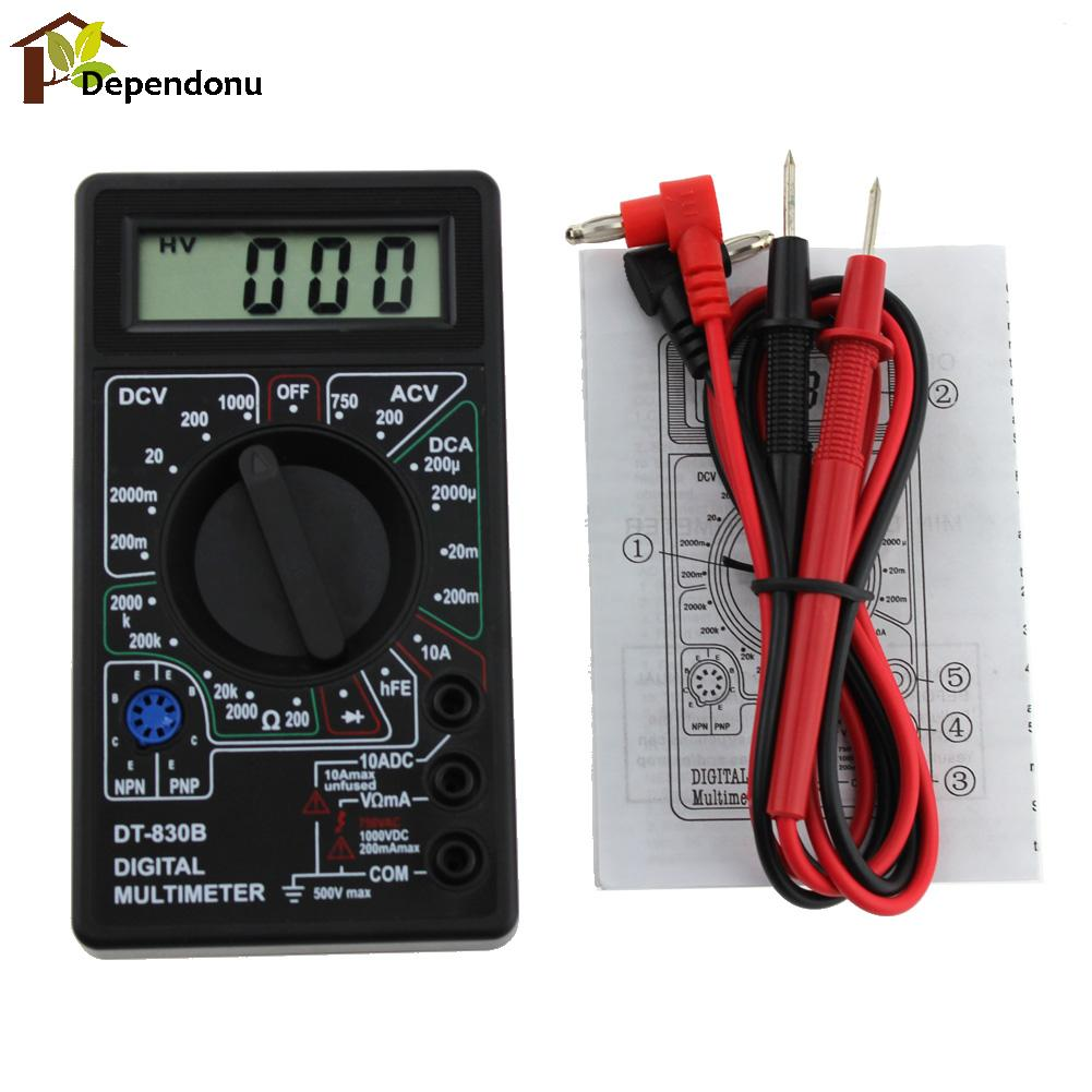 digital dt-830 к multimeter инструкция