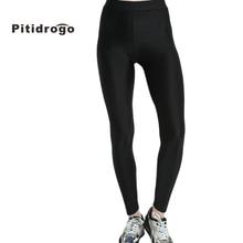 Pitidrogo nouvelle arrivée printemps automne dame mince leggings de mode  nouveau style de pantalons briller femmes ad39cc01053