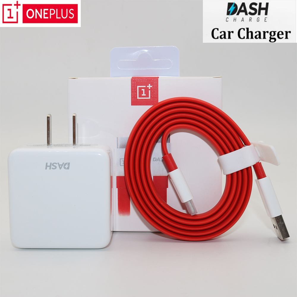 ONEPLUS Adapter Dash-Charger Type-C Original Eu One-plus-5t/5/3t/3 USB 1 6 Noodles Red