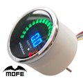 MOFE Original Logo 20 Analog LED Digital Bar 2 Inch 52mm Vacuum Gauge With Stepper Motor + Sensor
