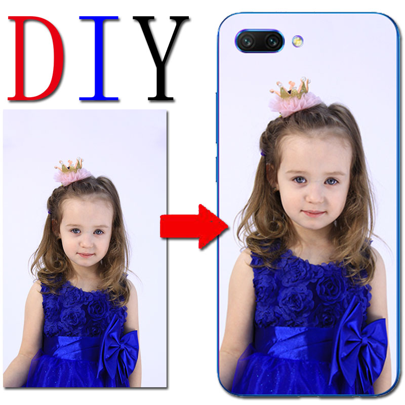 DIY custom design own name logo Customize printing your photo picture phone case cover For <font><b>Homtom</b></font> HT70 HT <font><b>70</b></font> image