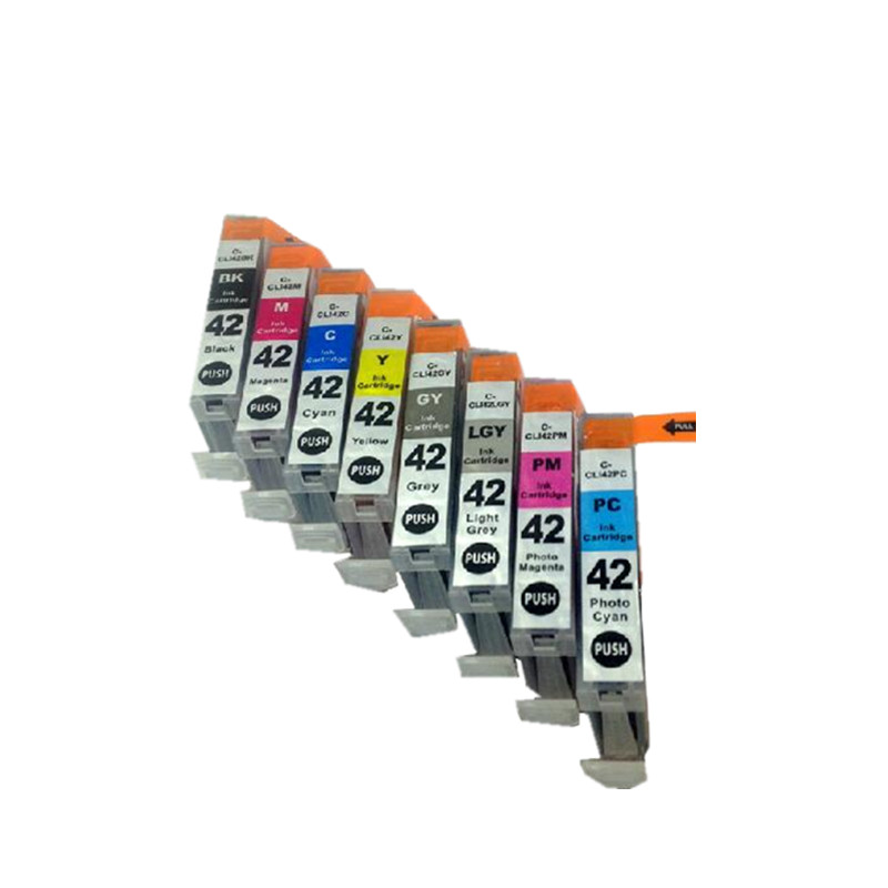 ink cartridge For canon Pixma Pro 100 inks CLI 42 cli42 cartridge for canon pixma pro