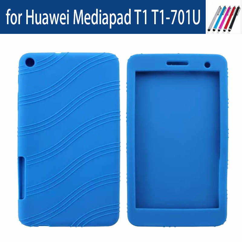 2017 new Ultra Slim Soft Silicon Back Cover Case for Huawei ...