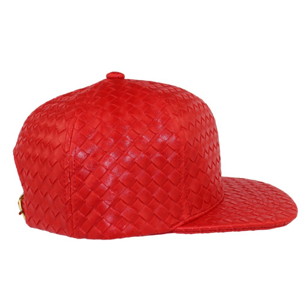 Bboy в стиле хип-хоп Танцы Шапки и шляпа бейсболка Человек Женщины Креста Ткань Кожа Cap Летний плед дизайн открытый ВС шляпы Повседневная 7 видов цветов