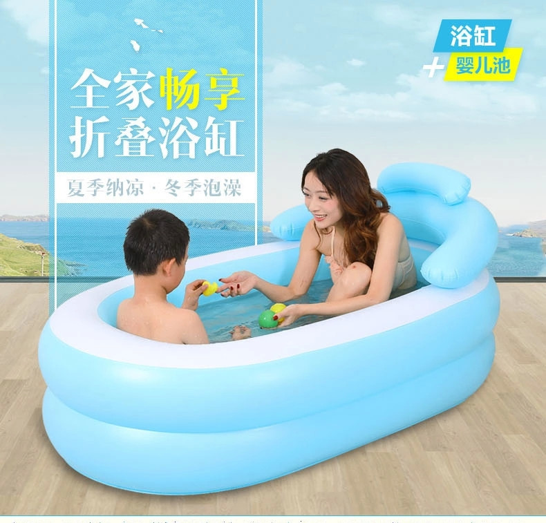 Big size swim spa family swimming pool fiberglass pool in swimming pool from mother kids on for What is a good size swimming pool