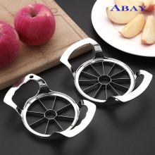 hot deal buy abay apple slicer pear cutter apple peeler stainless steel fruit peeler pear cutter apple peeler 8/12 cutter fruit knife