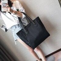 2019 Brand Women Shoulder Bags Zipper Nylon Women Totes Ladies Female Hobos Casual Messenger Bag Fashion Design handbag 954