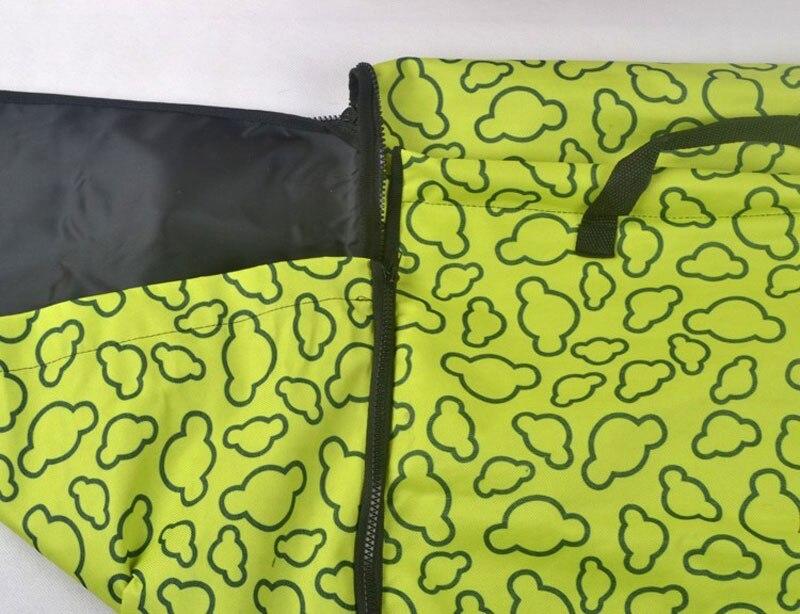 CAWAYI KENNEL PVC Waterproof Small Pet Dog Cat Car Seat Cover Mat Blanket Rear Back Dog Car Seat Protection Hammock D0041 14