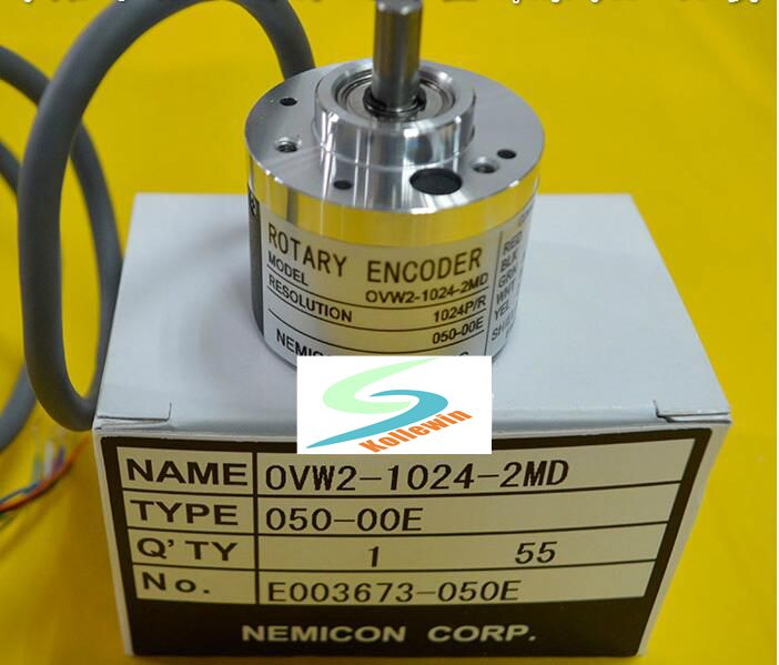 OVW2-1024-2MD rotary encoder / 1024 line 1024P / R rotary encoder, new in box, Free Shipping. cnd 058a покрытие гелевое steel gaze shellac 7 3мл