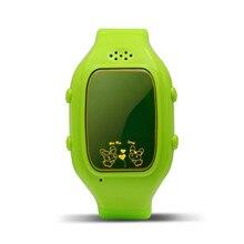 FineFun Lovely Smart Watch SIM Card GPS Tracker Anti lost Child Locator Watch Phone Compatible IOS