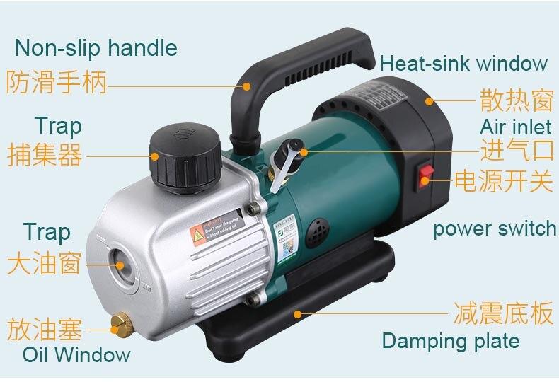 Kühlschrank Planer A3 : Pvc m klimaanlage kühlschrank reparatur werkzeug vakuum pumpe