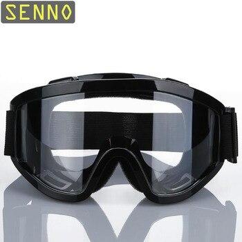 3121904a8b Gafas de seguridad negras tácticas de alta calidad a prueba de viento  antigolpes a prueba de golpes y polvo Industrial gafas de protección de  trabajo