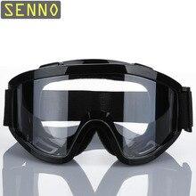Veiligheid Bril Tactische Bril Hoge Kwaliteit Anti Fog Anti Shock Shockproof en Stof Industriële Arbeid Beschermende Bril