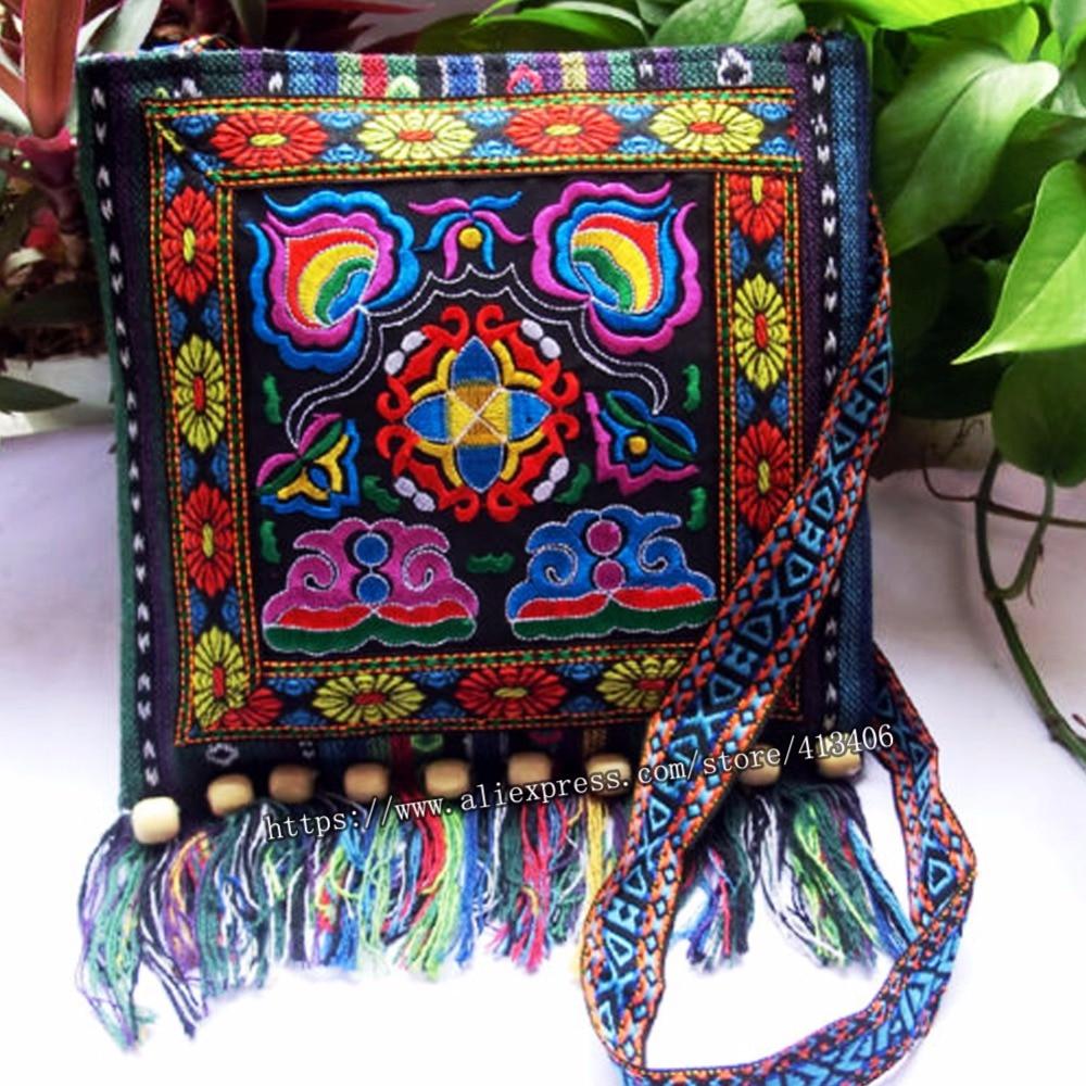 Тегін тасымалдау төлемдері Vintage Hmong - Сөмкелер - фото 4