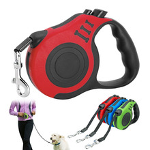 3M/5M Retractable Dog Leash Automatic Puppy Rope Pet Running Walking Extending Lead For Small Medium Dogs Products