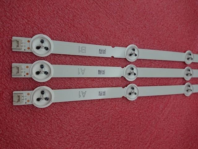 Original New 3 PCS LED strip for LG 32LN5100 A1/B1 6916L 1105A 6916L 1204A 6916L 1426A 1438A 32LN540B LC320DXE (SF)(R1)