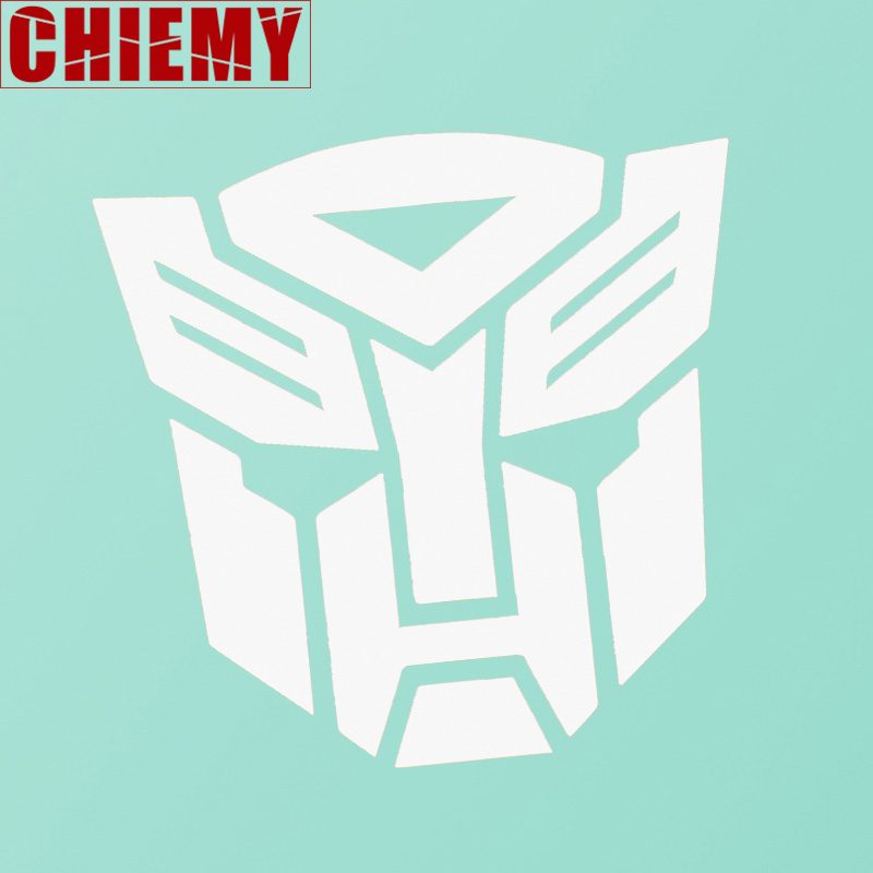 Car Sticker 3D Transformers Emblem Metal Nickel Stickers For Mobile Phone Laptop Sticker Automobile Decoration Car Styling