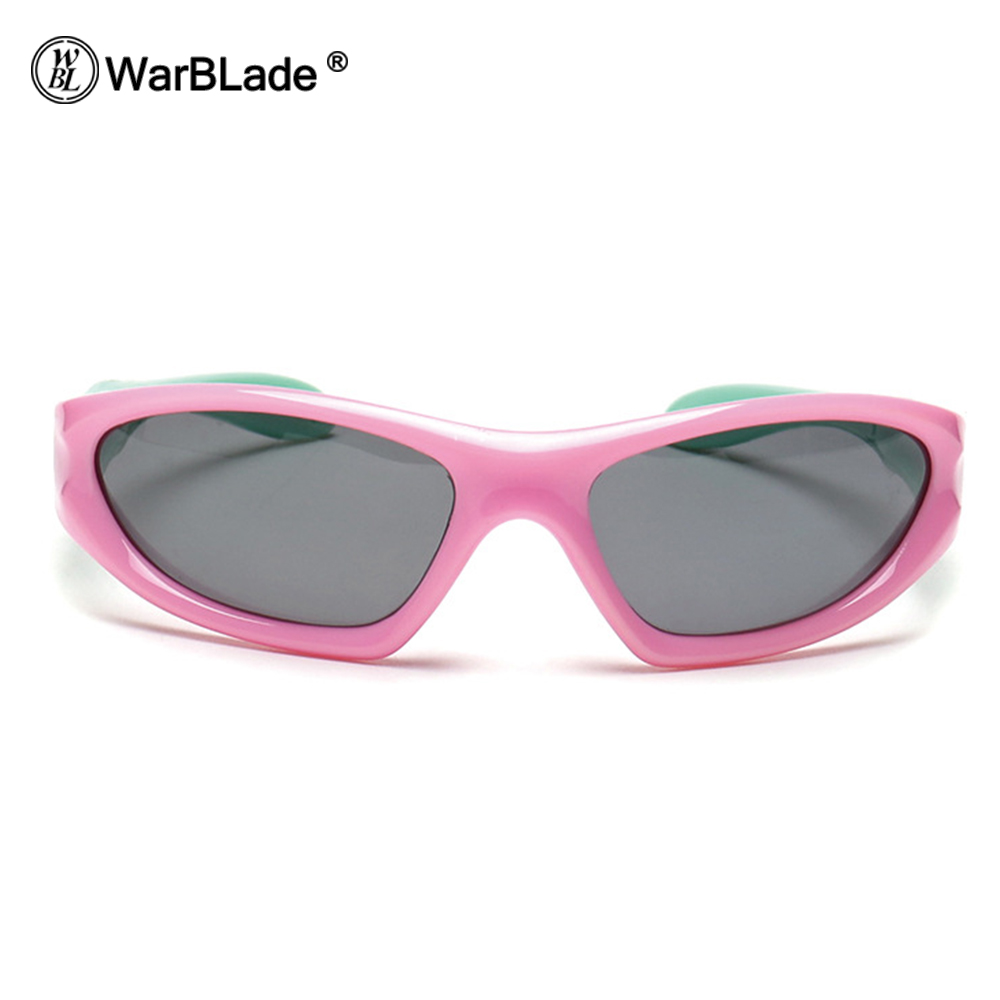 59fa96a7b5 WarBLade Kids Baby Safety Polarized Sunglasses TAC Child Sun Glasses Girl  Boys Outdoor Goggles Polaroid Sunglass Infant-in Sunglasses from Apparel ...
