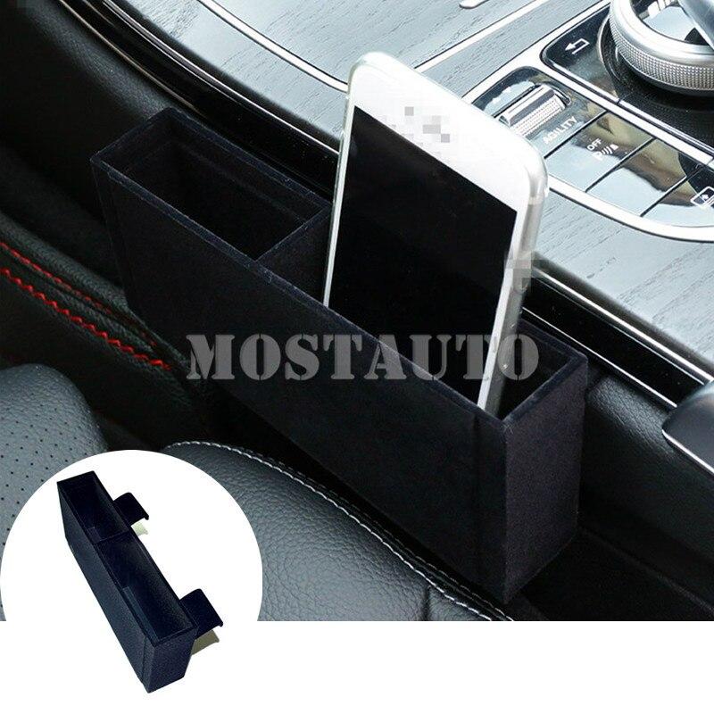 Para Benz C Clase W205 S205 Consola interna Caja de engranajes Lado - Accesorios de interior de coche