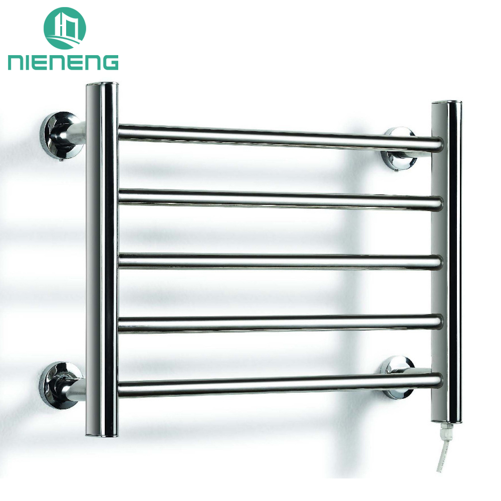 Heated towel rail holder towel rack bathroom accessories for Rack for bathroom accessories
