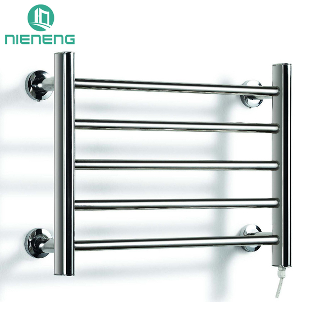 Heated Towel Rail Holder, Towel Rack Bathroom Accessories , Stainless Steel  Electric Towel Warmer,