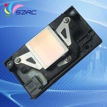 رأس طباعة أصلي لرأس الطباعة EPSON R270 robo90 R1400 R1410 R1430 1390 1400 1410 1430 L1800 1500W R380 R390 RX510 RX580