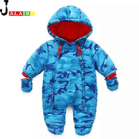 Autumn Winter Baby Clothes Baby Rompers Camouflage Polar Fleece Baby Clothing Infant Clothes Romper Boy Girl