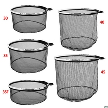 Titanium Alloy Fishing Net Removable Anti adhesive Hook Fishing Gear Accessories Dip Nets Head