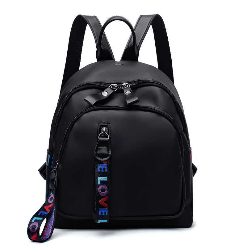 Backpack, Casual, Bag, Summer, Oxford, Nylon