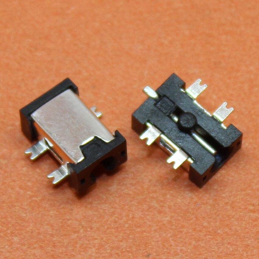Rosh 1PCS/lot SMT 0.7mm Tablet PC Charging Connector DC Power Jack Tablet PC 0.7mm Power Plug Socket For Flytouch