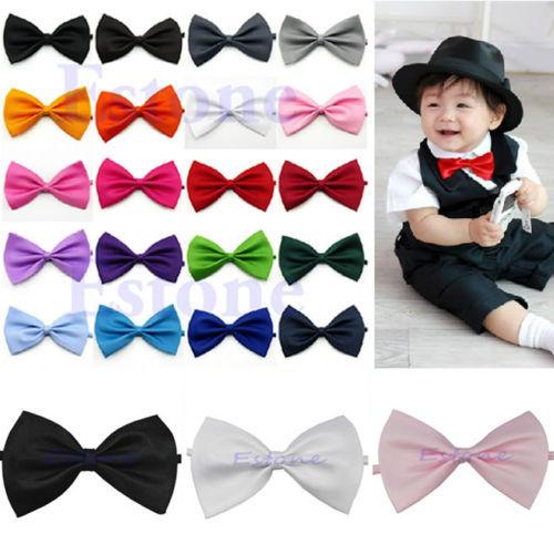 Wholesale Fashion Cute Child Chorus Perform Adult Student Bow Tie Necktie Collar Clothes