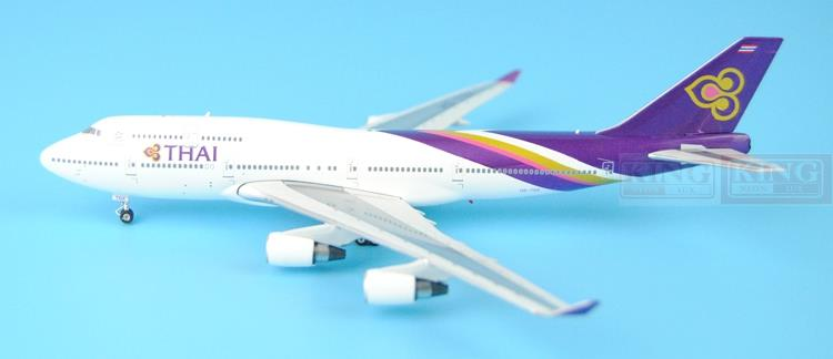 Phoenix 11179 Thailand Airlines HS-TGX O/C 1:400 B747-400 commercial jetliners plane model hobby phoenix 11132 thailand airlines hs tbg 1 400 a330 300 commercial jetliners plane model hobby