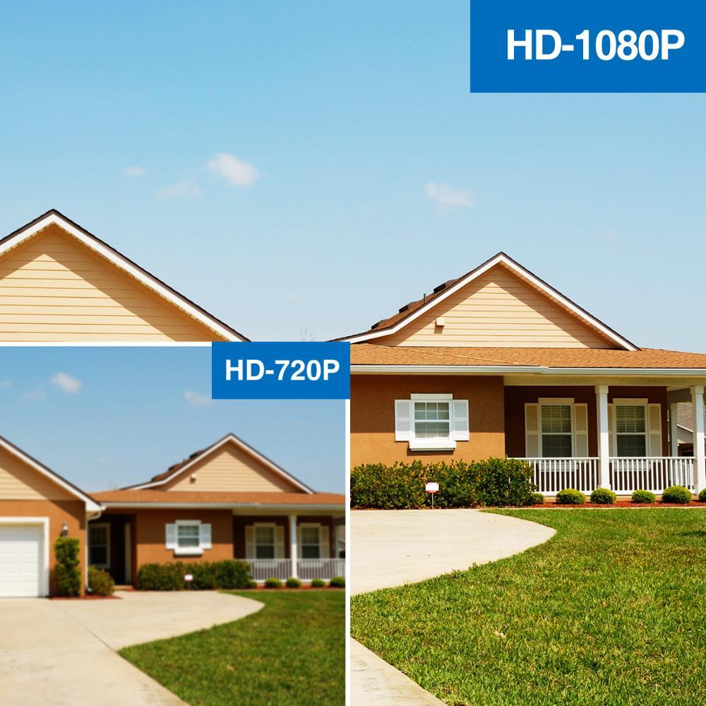 SANNCE 4 Kanal 8 Kanal AHD DVR AHDM 5-in-1 1080N Sicherheit CCTV DVR - Schutz und Sicherheit - Foto 5