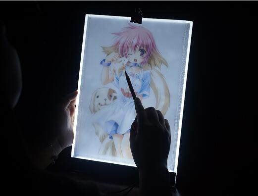 A4 LED Diamond Painting Lightpad Tablet Ultrathin 3.5mm Pad Apply to EU/UK/AU/US/USB Plug Embroidery la casa de papel serie