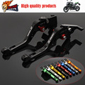 CNC Clutch Brake Lever For Kawasaki Z800/E version 2013-2016 2015 Short Handlebar Brake Lug grip Black