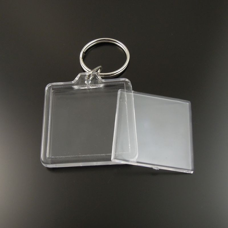 Online Buy Wholesale Acrylic Photo Keyring From China