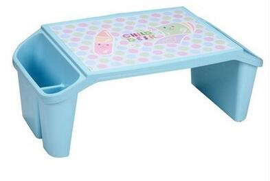 Multi-purpose bed computer desk children receive a case toys. Writing desk ...