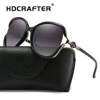 27fadcb3c Ladies Sunglasses Women Polarized Oversized Sun Glasses For Female Vintage  Big Frame Brand Eyewear Woman Lentes