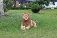 Fancytrader как настоящие лев! 39 ''100 см Гигантского и мягкие плюшевые стимулировали Король Лев Симба Лев, бесплатная доставка FT90286