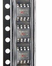 Ücretsiz kargo, Tek fazlı çok fonksiyonlu güç ölçüm çip 100 ADET HLW8032 SOP 8