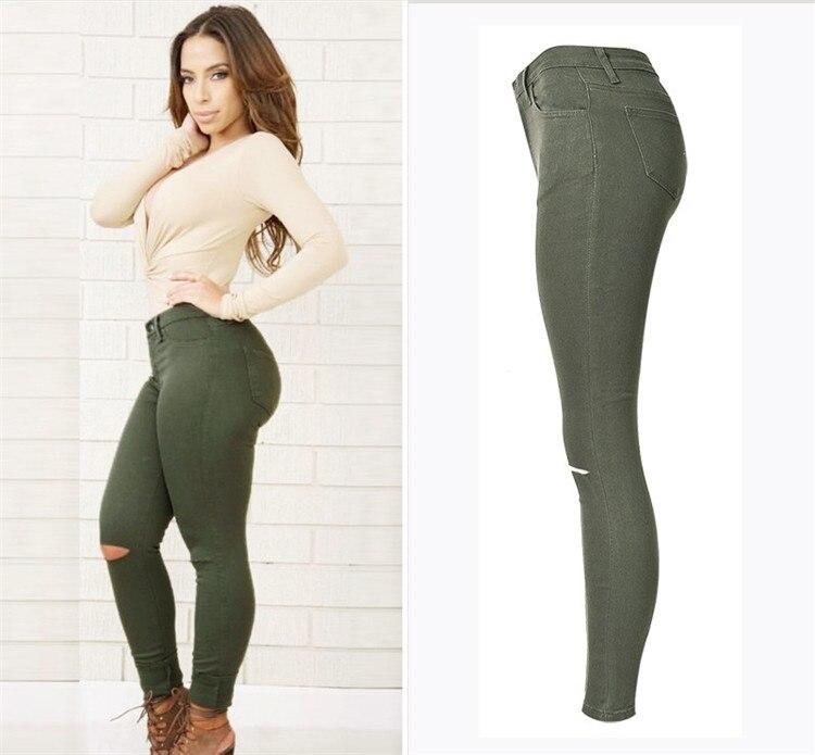 calças Mulheres jean USD 7