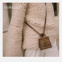 Small mini bag women girls ins chic fashion cute messenger bag crossbody coin purse 2019 summer new