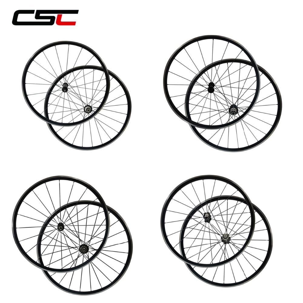 Kinlin XR200 Alloy Bike Wheels 700C 22mm Clincher Alloy Wheelset Kinds Of Hub For Choose