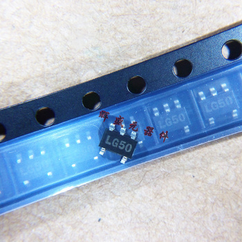 500PCS/LOT New MIC5219-5.0BM5 MIC5219-5.0YM5 SOT23-5 Screen Printing: LG50 Regulator Chip