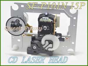 Image 4 - SF P101N SF P101(15PIN) pick up Ottico con Meccanismo di SF 101N / SF 101 SFP101N (DA11 15P) per CD/VCD lente laser DA11