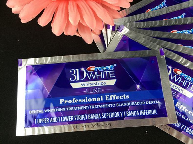 מתוחכם קנו היגיינת הפה | Crest 3D White Whitestrips LUXE Professional WL-25